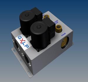 GXLP Duplex Pumping System