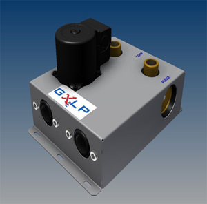 GXLP Flow Control Center from Geo-Systems