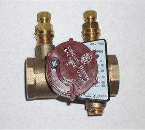 Geothermal And Fire Protection Products Balancing Valves